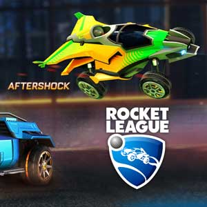 Rocket League Aftershock