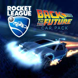 Buy Rocket League Back to the Future Car Pack CD Key Compare Prices