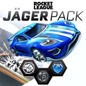 Rocket League Jager Pack