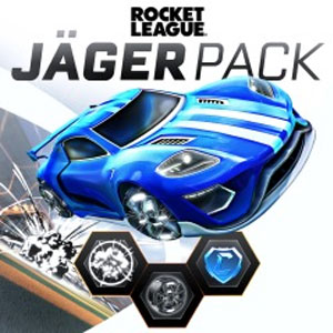 Rocket League Jager Pack