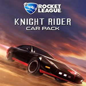 Rocket League Knight Rider Car Pack