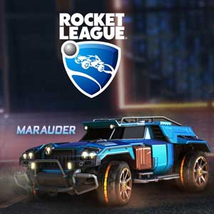 Rocket League Marauder