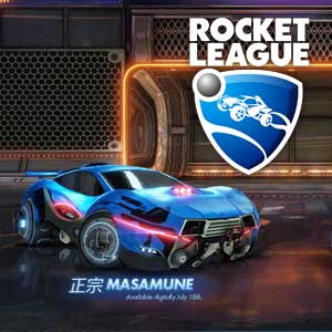 Buy Rocket League Masamune CD Key Compare Prices