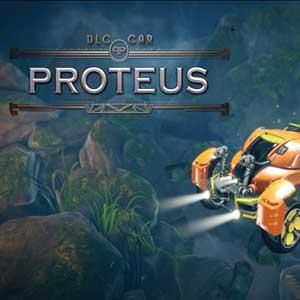 Rocket League Proteus