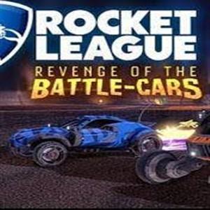 Rocket League Revenge Of The Battle Cars