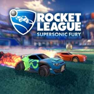 Buy Rocket League Supersonic Fury CD Key Compare Prices