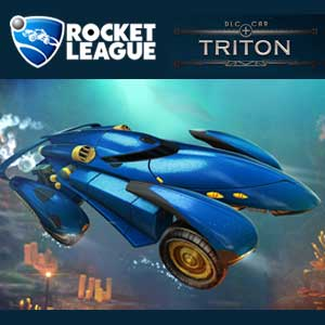 Rocket League Triton Car