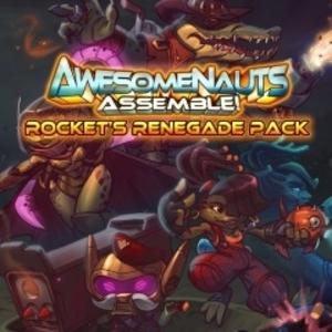 Rockets Renegades Awesomenauts Assemble Character Pack