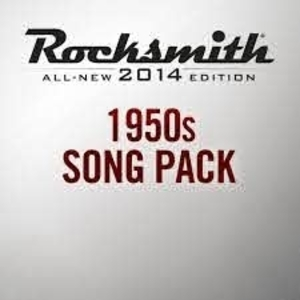 Rocksmith 2014 1950s Song Pack