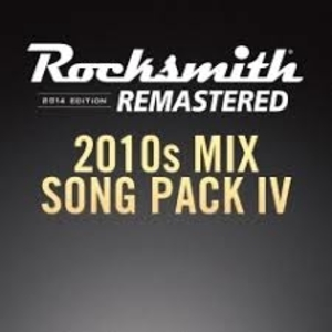 Rocksmith 2014 2010s Mix Song Pack 4