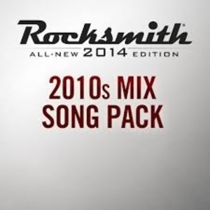Rocksmith 2014 2010s Mix Song Pack