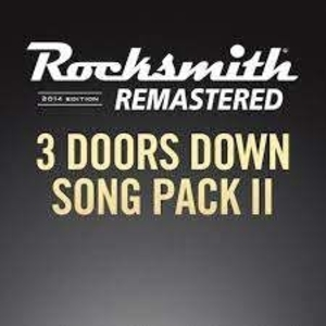 Rocksmith 2014 3 Doors Down Song Pack 2