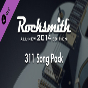 Rocksmith 2014 311 Song Pack