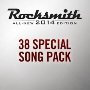 Rocksmith 2014 38 Special Song Pack