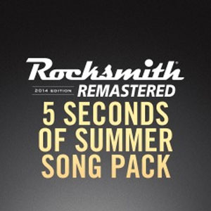 Rocksmith 2014 5 Seconds of Summer Song Pack