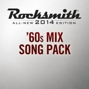 Rocksmith 2014 60s Mix Song Pack