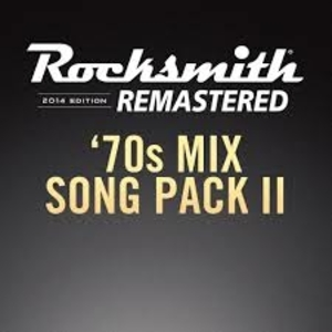 Rocksmith 2014 70s Mix Song Pack 2