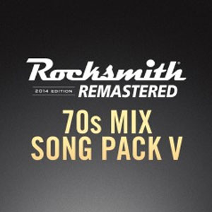 Rocksmith 2014 70s Mix Song Pack 5