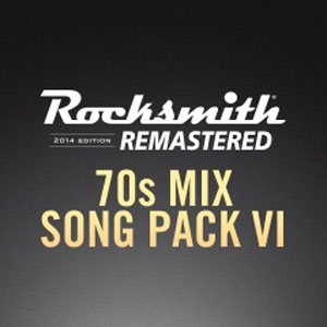 Rocksmith 2014 70s Mix Song Pack 6