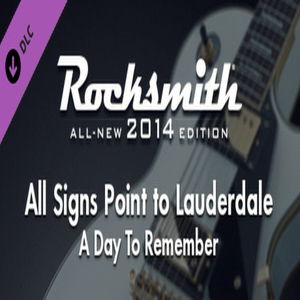 Rocksmith 2014  A Day To Remember All Signs Point to Lauderdale