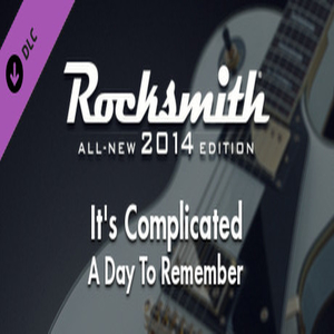 Rocksmith 2014 A Day To Remember Its Complicated