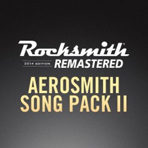 Rocksmith 2014 Aerosmith Song Pack 2