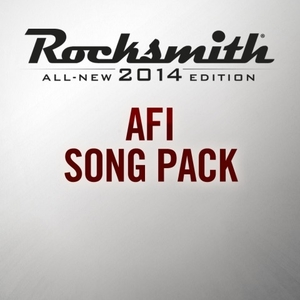 Rocksmith 2014 AFI Song Pack