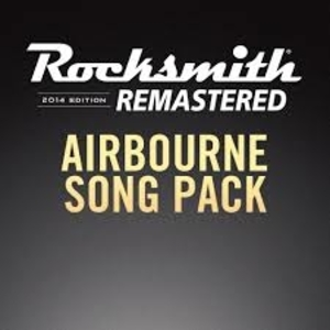 Rocksmith 2014 Airbourne Song Pack