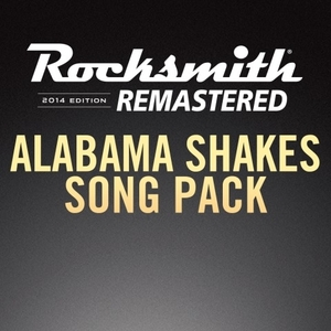 Rocksmith 2014 Alabama Shakes Song Pack