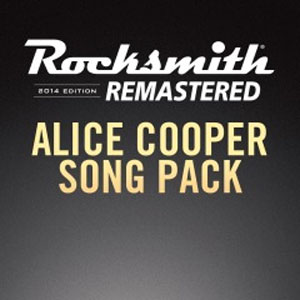 Rocksmith 2014 Alice Cooper Song Pack