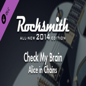 Rocksmith 2014 Alice in Chains Check My Brain