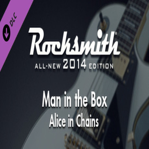 Rocksmith 2014 Alice in Chains Man in the Box