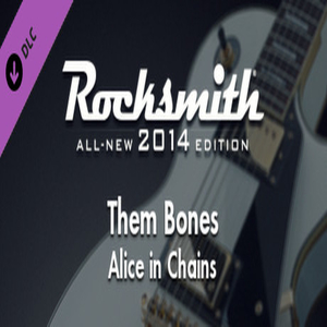 Buy Rocksmith 2014 Alice in Chains Them Bones CD Key Compare Prices