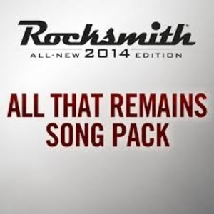 Rocksmith 2014 All That Remains Song Pack