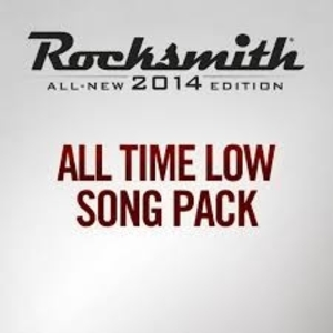 Rocksmith 2014 All Time Low Song Pack