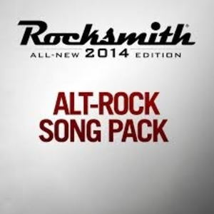 Buy Rocksmith 2014 Alt Rock Song Pack PS4 Compare Prices