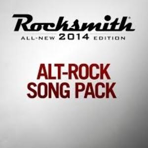 Rocksmith 2014 Alt Rock Song Pack