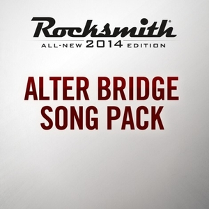 Buy Rocksmith 2014 Alter Bridge Song Pack PS4 Compare Prices