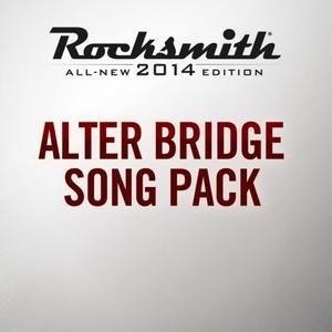 Rocksmith 2014 Alter Bridge Song Pack