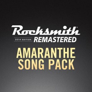 Buy Rocksmith 2014 Amaranthe Song Pack PS4 Compare Prices