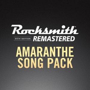 Rocksmith 2014 Amaranthe Song Pack