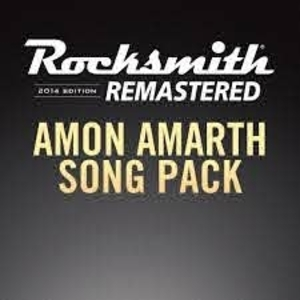 Rocksmith 2014 Amon Amarth Song Pack