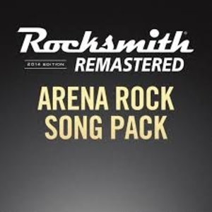 Rocksmith 2014 Arena Rock Song Pack