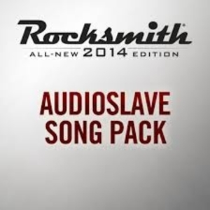 Rocksmith 2014 Audioslave Song Pack