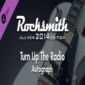 Rocksmith 2014 Autograph Turn Up The Radio
