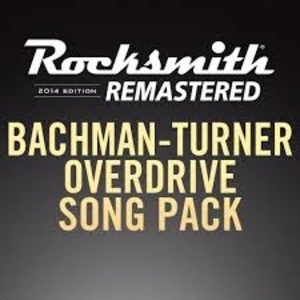 Rocksmith 2014 Bachman-Turner Overdrive Song Pack