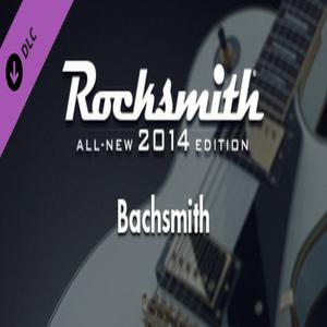 Rocksmith 2014 Bachsmith