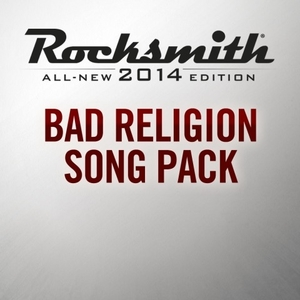 Rocksmith 2014 Bad Religion Song Pack