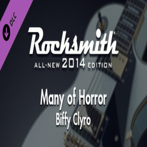 Rocksmith 2014 Biffy Clyro Many of Horror