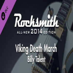 Rocksmith 2014 Billy Talent Viking Death March